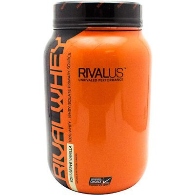 Rivalus Rival Whey Protein 2 Lb - Soft Serve Vanilla