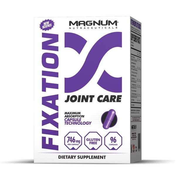 Magnum Fixation Joint Care - 96 Capsules