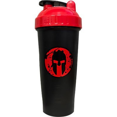 SPARTAN RACE SHAKER CUP BY PERFECTSHAKER - Red