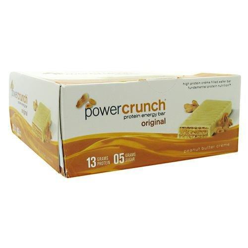 Power Crunch Bars Box Of 12 - Peanut Butter Creme