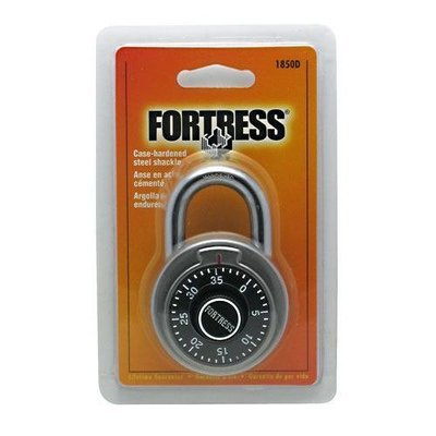 Master Fortress Gym Combination Lock