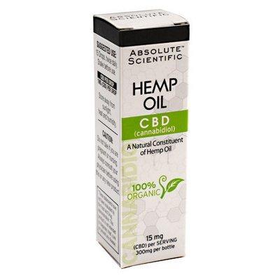 Organic CBD Hemp Oil - 300mg