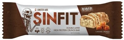 Sinfit Bar - Caramel Crunch
