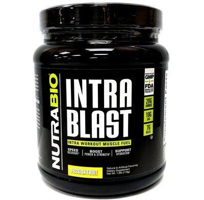 Nutrabio Intra Blast - Passion Fruit