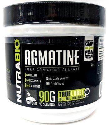 Nutrabio Agmatine Sulfate Powder