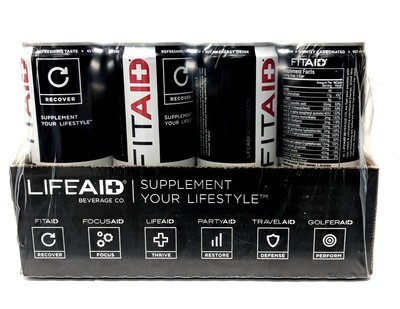 Lifeaid Fitaid 12 Pack