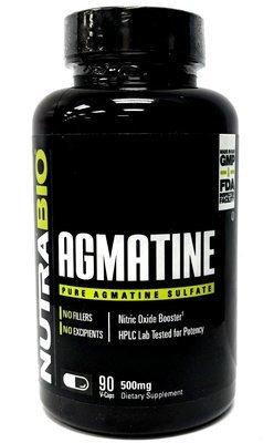Nutrabio Agmatine Capsules