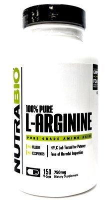 Nutrabio L-Arginine Capsules