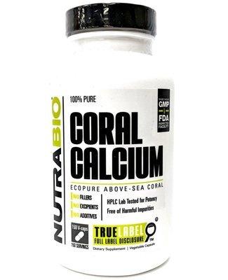 Nutrabio Coral Calcium Capsules