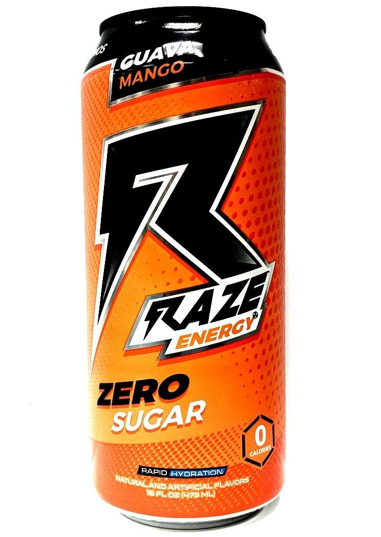 Raze Energy Drink - Guava Mango