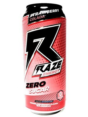 Raze Energy Drink - Strawberry Colada