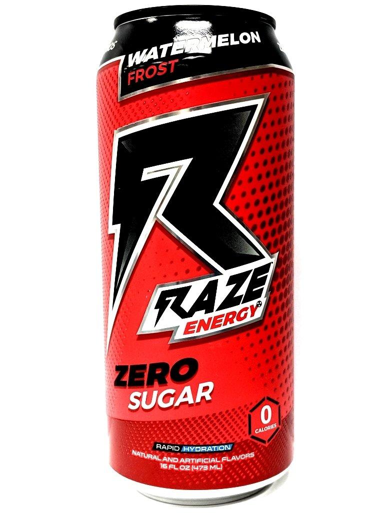 Raze Energy Drink - Watermelon Frost