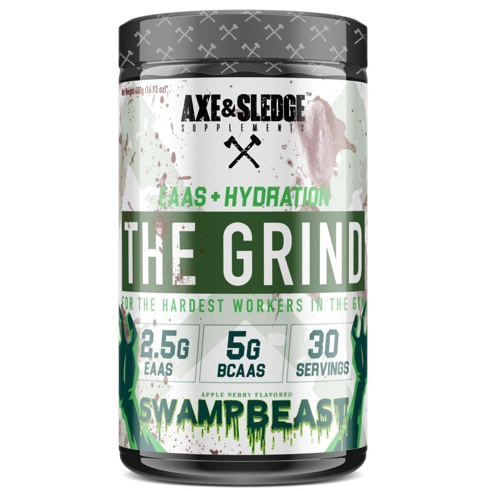 Axe & Sledge The Grind - Swamp Beast