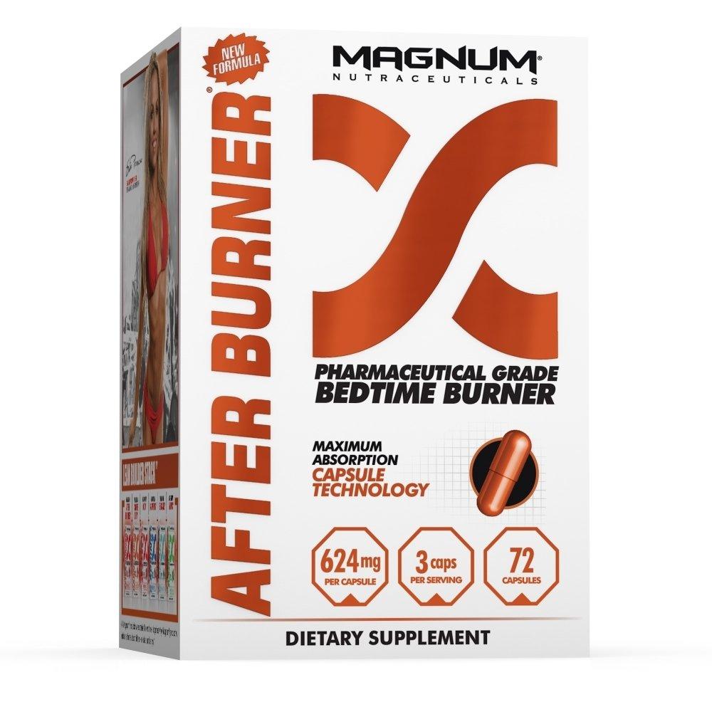 Magnum After Burner - 72 Capsules
