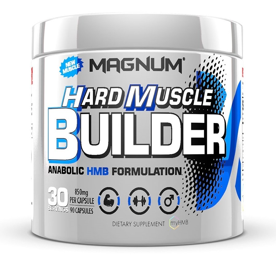 Magnum Hard Muscle Builder