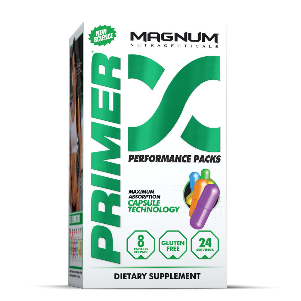 Magnum Nutraceuticals Primer Packs - 30 Packs