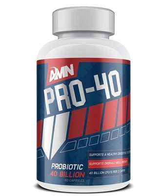 American Made Nutrition Pro-40 Probiotic