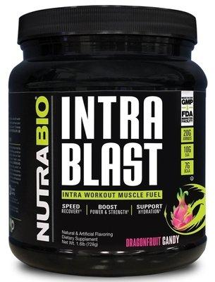 Nutrabio Intra Blast - Dragon Fruit Candy