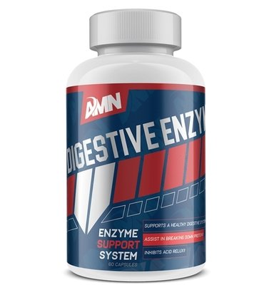 American Made Nutrition Digestive Enzymes
