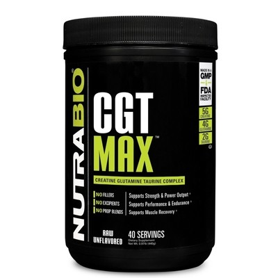 Nutrabio CGT Max - Unflavored