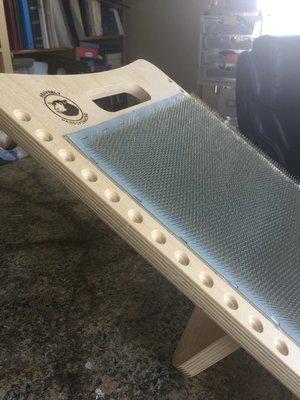 Blending Board 72 TPI Cloth