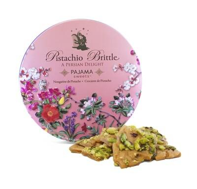 Pistachio Brittle, Half Pound