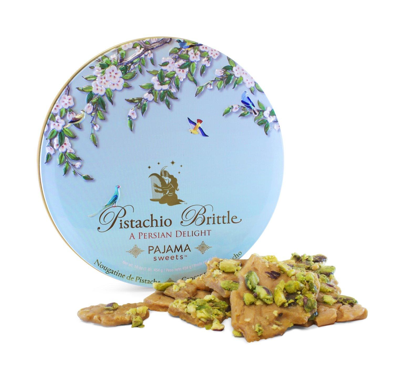 Pistachio Brittle, One Pound