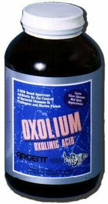 Oxolium® (Oxolinic Acid) 500 G