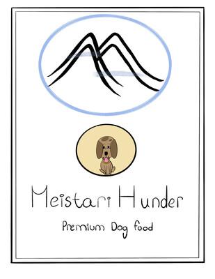 Meistari Hunder Premium Dog Food 10lbs