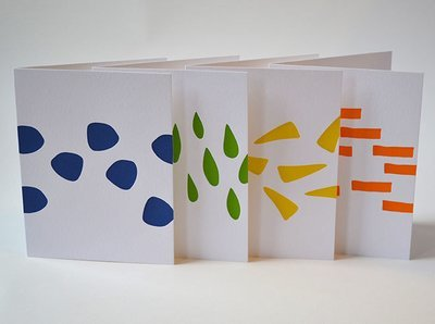 Shapes Card Set