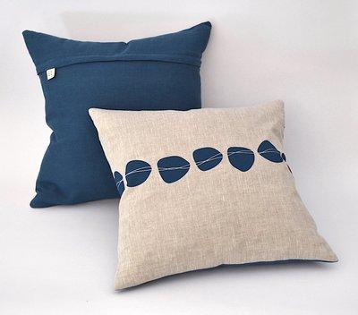 River Rocks Pillow