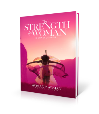The Strength of a Woman Journey Journal