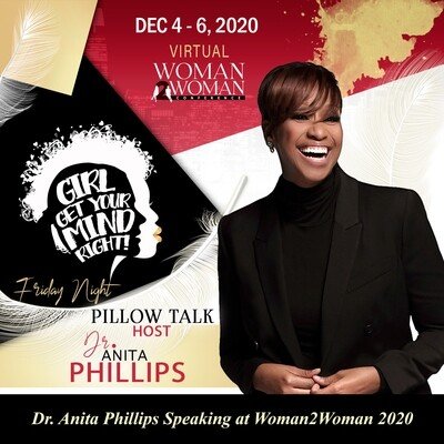 W2W 2020 Individual Session: Dr. Anita Phillips on Mental Health/Wellness
