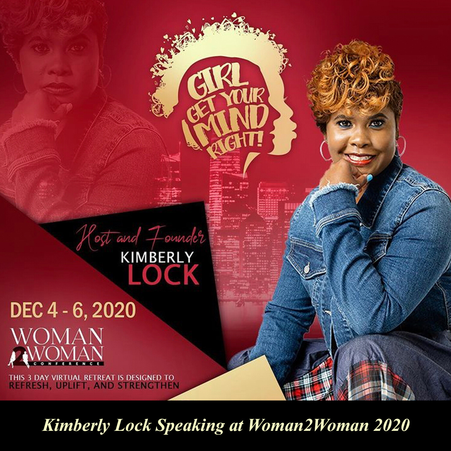 W2W 2020 Closing with Kimberly Lock (Spiritual Minds)
