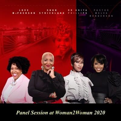 W2W 2020 Panel Session