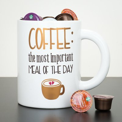 Giant Mug - Coffee The Most Important Meal Of The Day