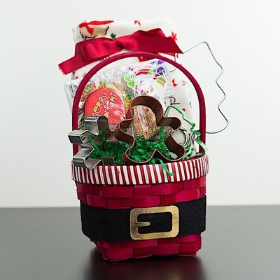 Gift Basket - Christmas Basket for the Baker (Small)
