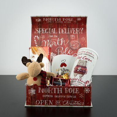 Gift Box - ​Special Delivery from North Pole