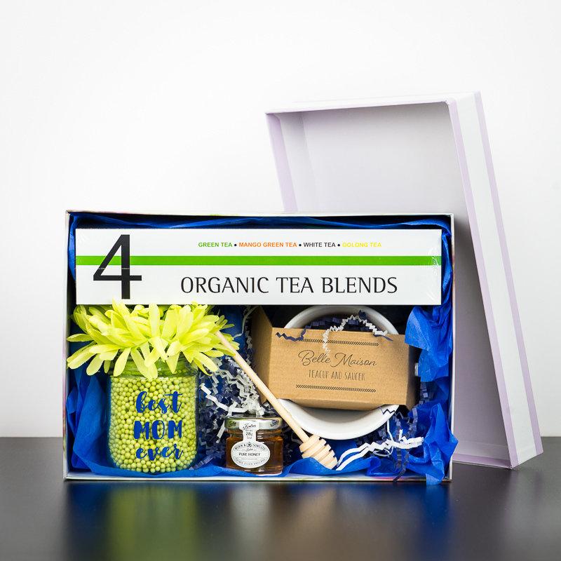 Gift Box - Best Mom Ever Tea Set