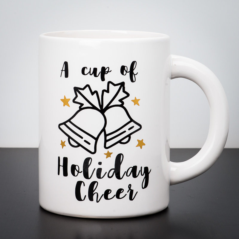 Giant Mug - A Cup of Holiday Cheer