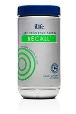 4Life Recall with Transfer Factor
