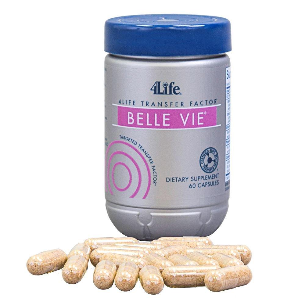 4Life Belle Vie met Transfer Factor - vrouwelijk hormoonsysteem
