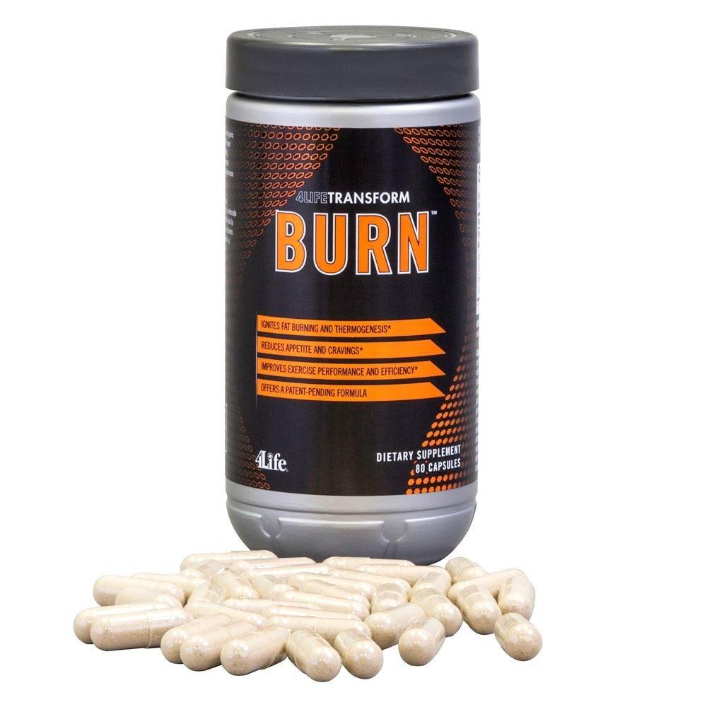 4Life BURN - vetverbranden