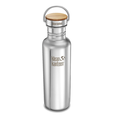 Stainless Steel Flask by Klean Kanteen