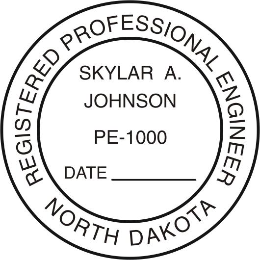 North Dakota PE