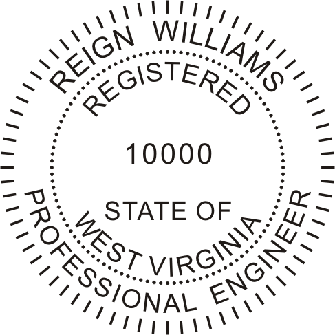 West Virginia PE