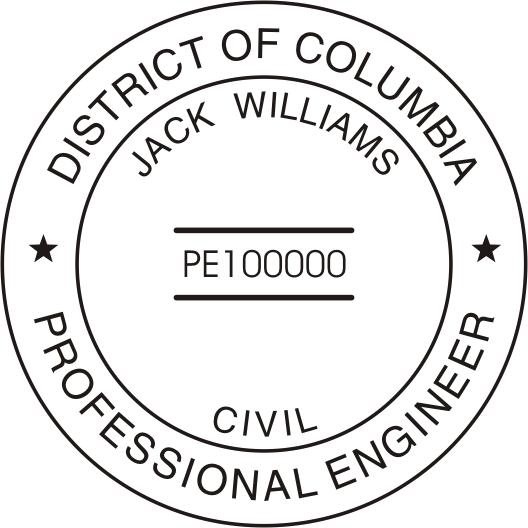 District of Columbia PE