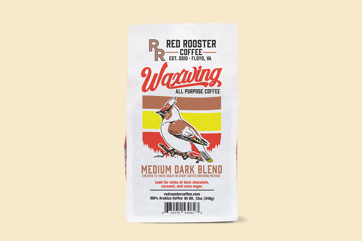WAXWING  (MEDIUM DARK BLEND)