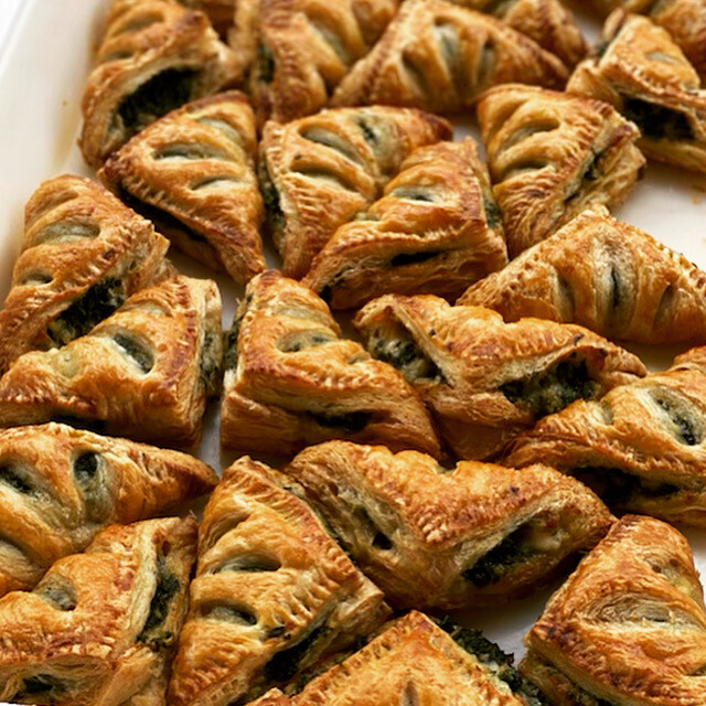 Spinach Feta Hand Pies-Saturday Only