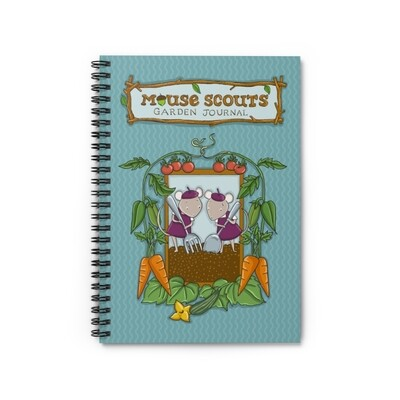 Mouse Scout Garden Journal